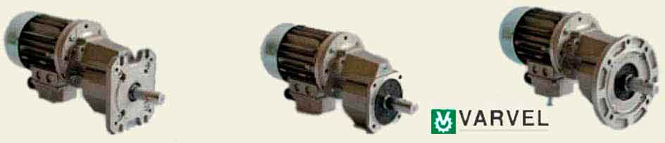 мотор-редуктор Varvel MRD